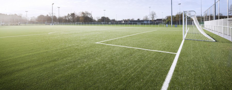 Synthetic turf surfaces